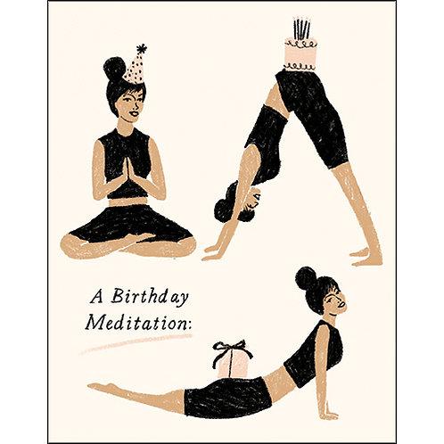 Birthday Card  #10084