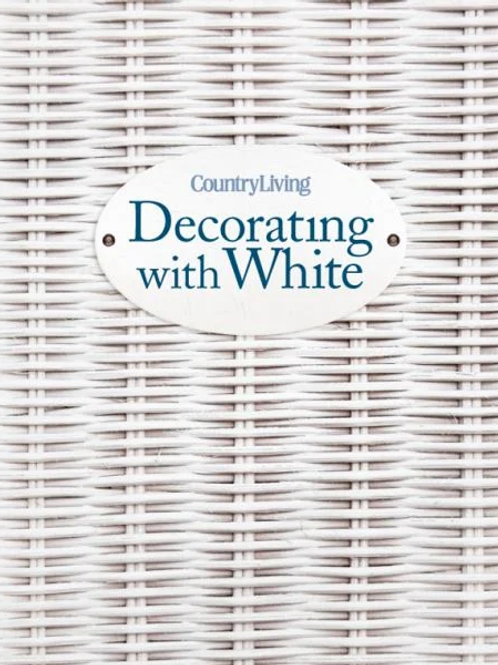 'Decorating with White' book