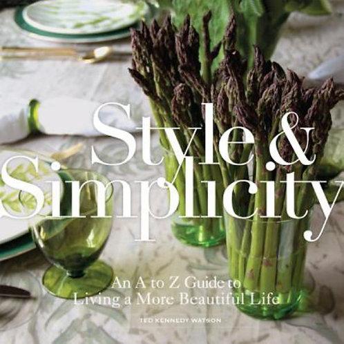 Style & Simplicity  book