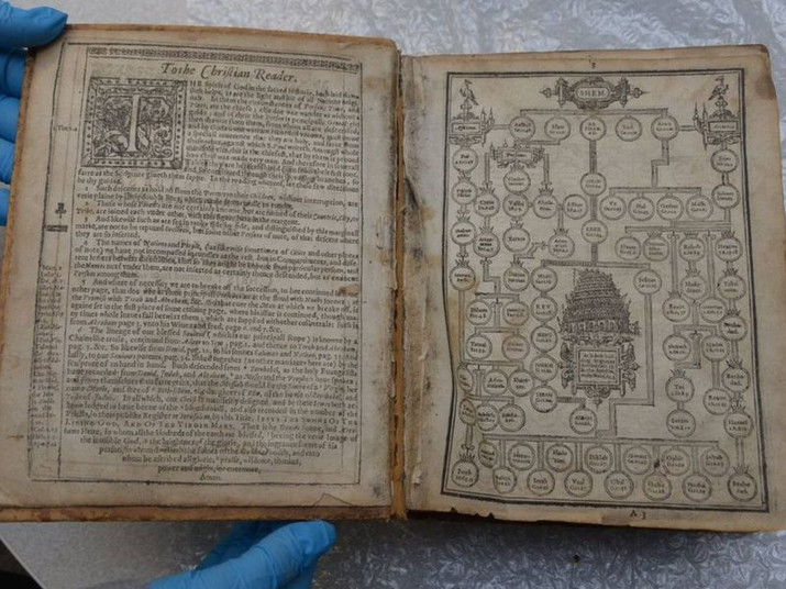 Rare Book Thieves Sentenced to House Arrest