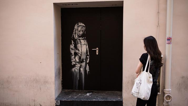 UPDATE: Bataclan Banksy Thieves Arrested