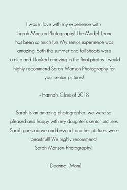 Photographer Reviews Wisconsin