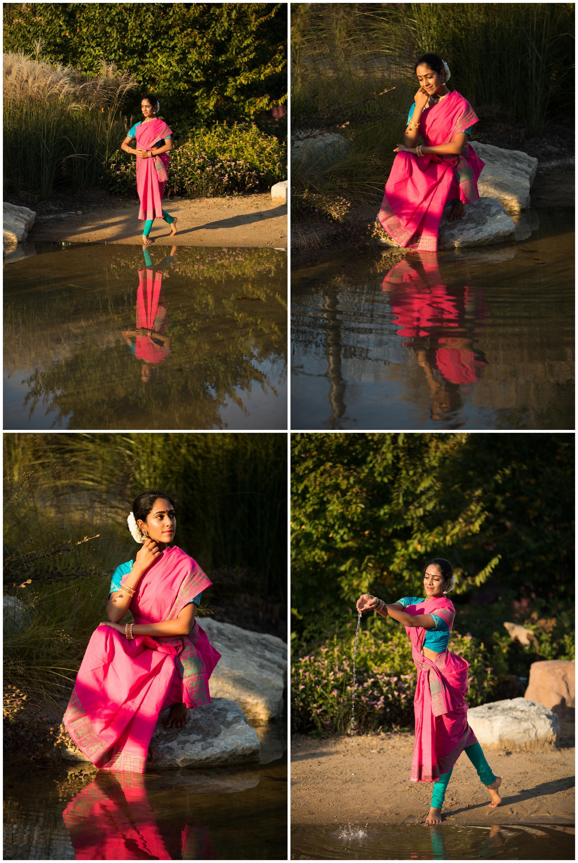 Bharatanatyam performance shruti partha