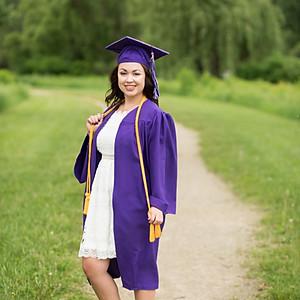 Sydney + Lace Graduation