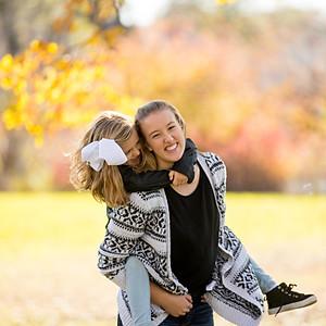 Courtney + Maisie