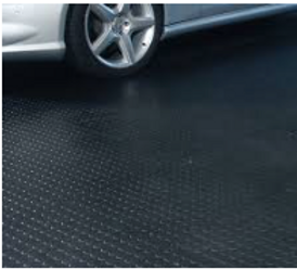 How To Clean Black Rubber Flooring