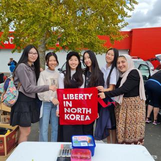 LiNK - Liberty in North Korea