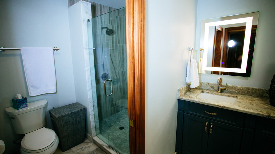 Collins Master Bath