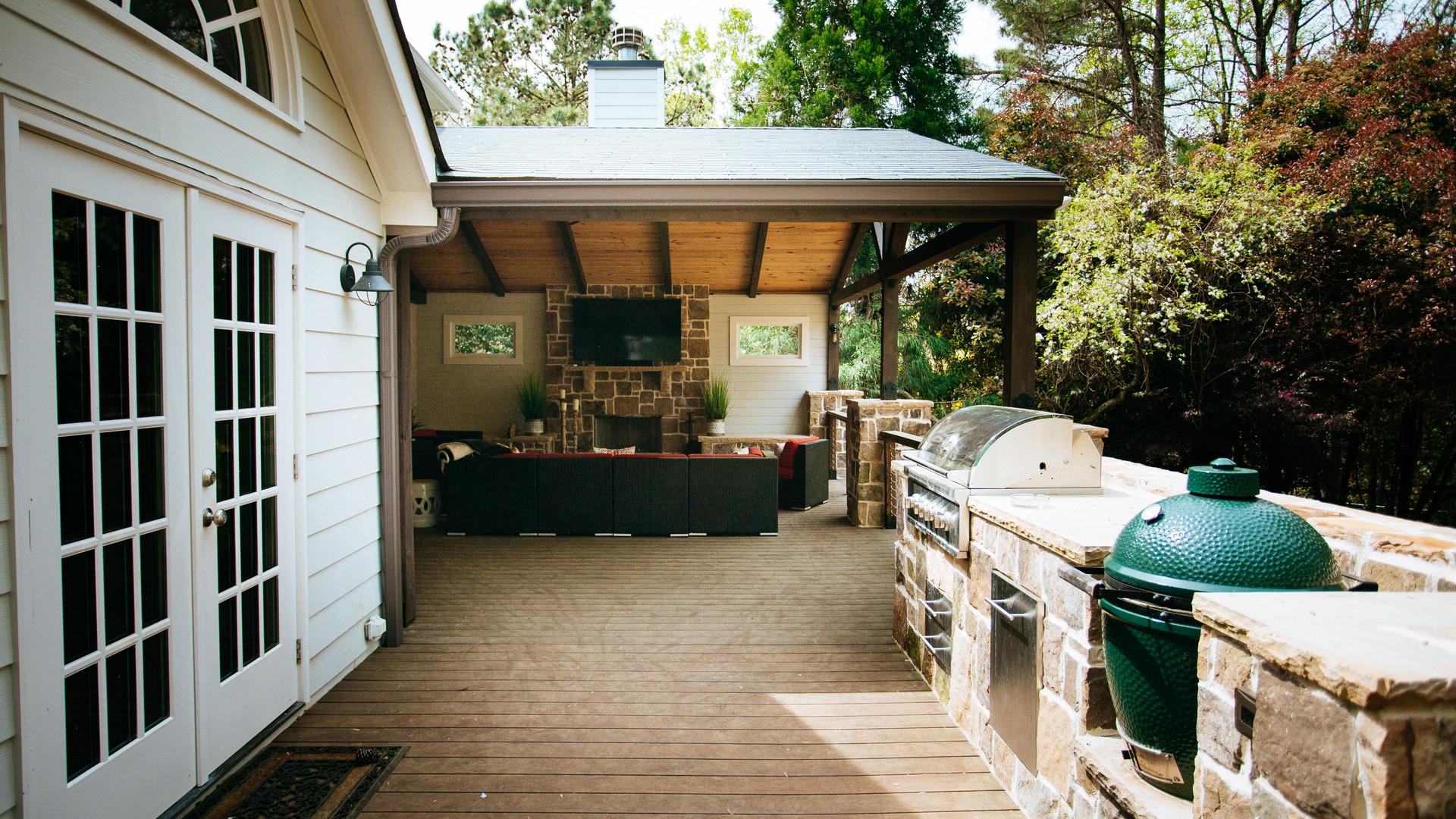 Hardison Porch