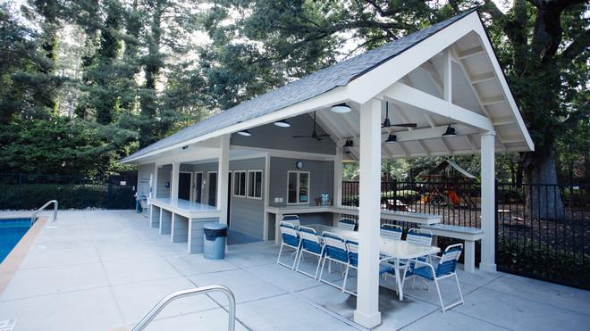 Haynes Forest Pool Pavilion