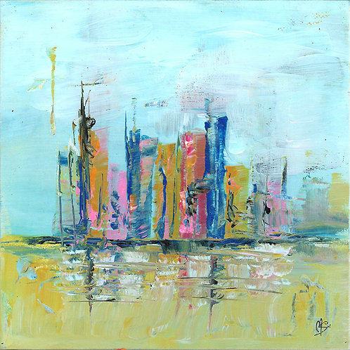 "MARTIN Sylvie - Collection ""City Reflexion"" 3"