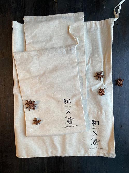 Reusable Produce & Bulk Bags Set