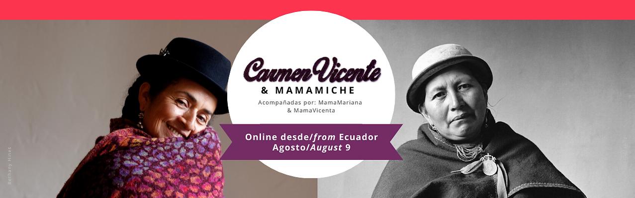 Carmen + Mamamiche