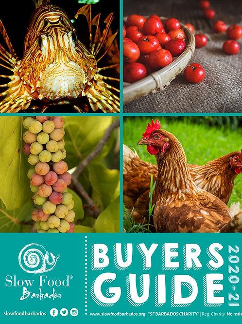 Buyers Guide (Printed)