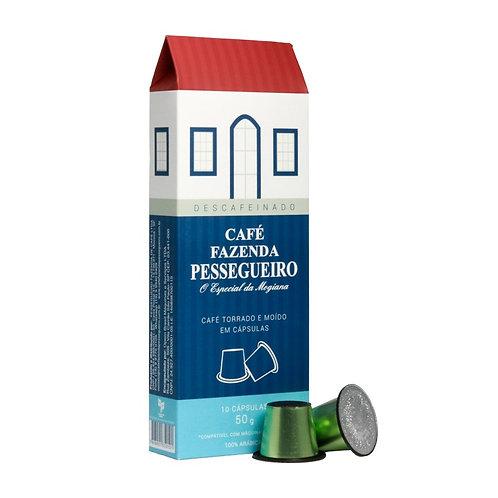 Café Fazenda Pessegueiro Descafeinado Em Cápsulas - 200 Und