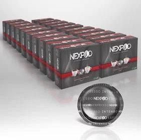 KIT 1.000 Cápsulas de Café compatível Nespresso ® Profissional - Nexpod