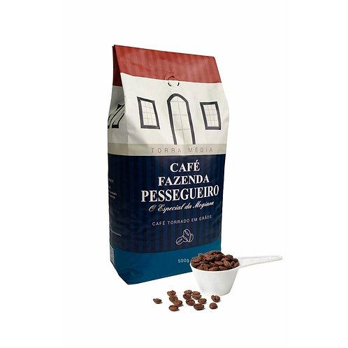 Café Fazenda Pessegueiro em Grãos -Pack de 5 KG