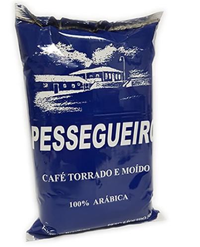 Café Fazenda Pessegueiro 100% Arábica em almofada de 500gr