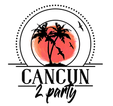 Cancun 2 Party Logo