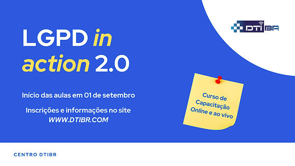 Curso LGPD in action 2.0