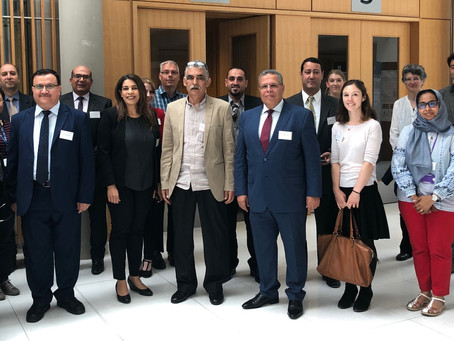 Seminar & Workshop:  Smart Heritage Preservation for Endangered Heritage Sites in the Middle East