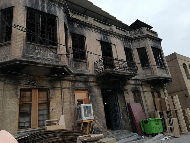 House in old Baghdad