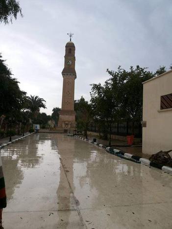 Al Qishla tower