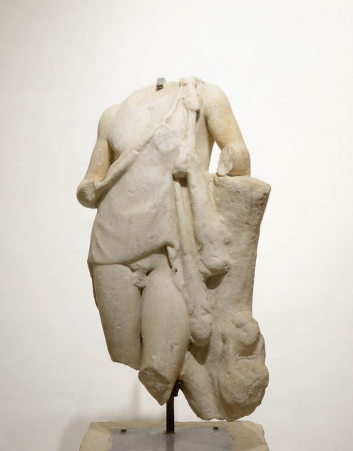 Statue of a Satyr