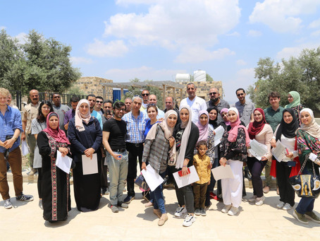 Workshop 1: Mapping the Multilayered Heritage of Umm Qais