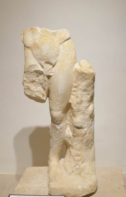 Sculpture of Apollo or Athlete