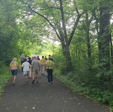 Arboretum Tour, August