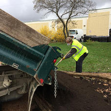 New soil!