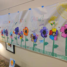 Girl Scout Thanks for their Garden Grant