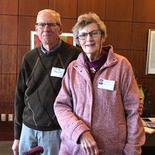 Steve & Joan Janusz, members