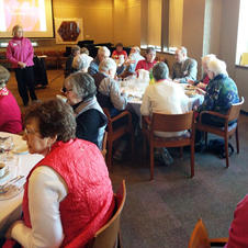 We had 20 guests Along With 40 Members at our February 14 Event.