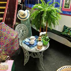 Tea Party, Home and Garden Show