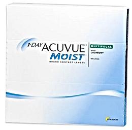 1 Day Acuvue Moist Multifocal 90 pk