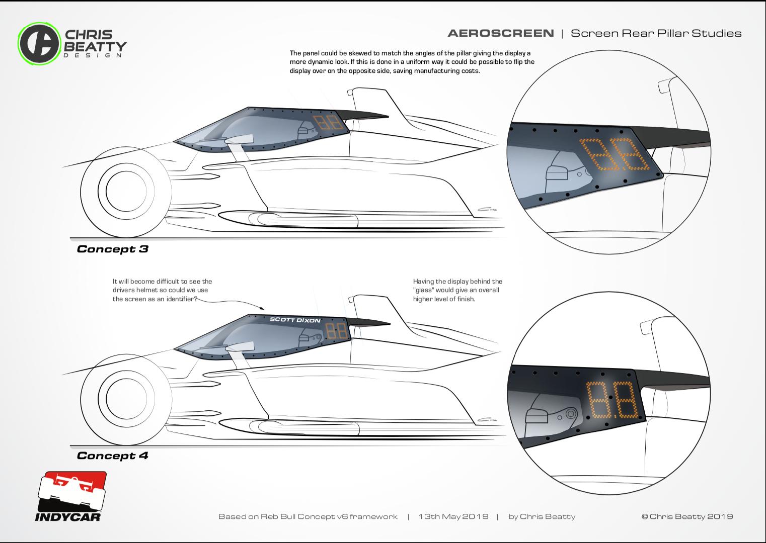 Aerscreen Sketches 4
