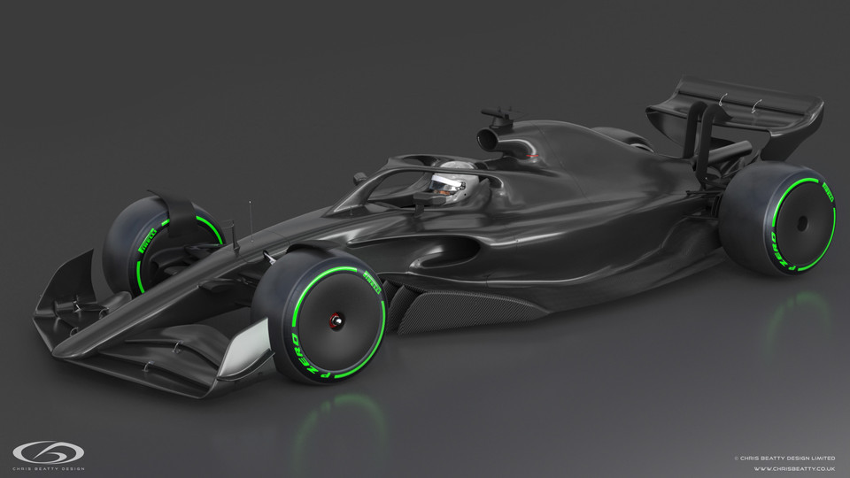 Racing Point F1 Commercial Asset