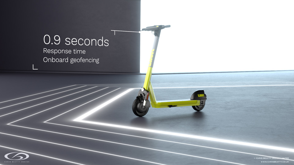 Link Scooter Animation Still