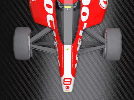 Velocity RPB closed cockpit racing car