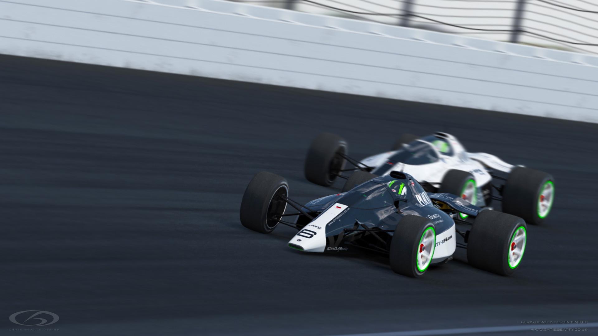 Velocity Concept Car Indy500