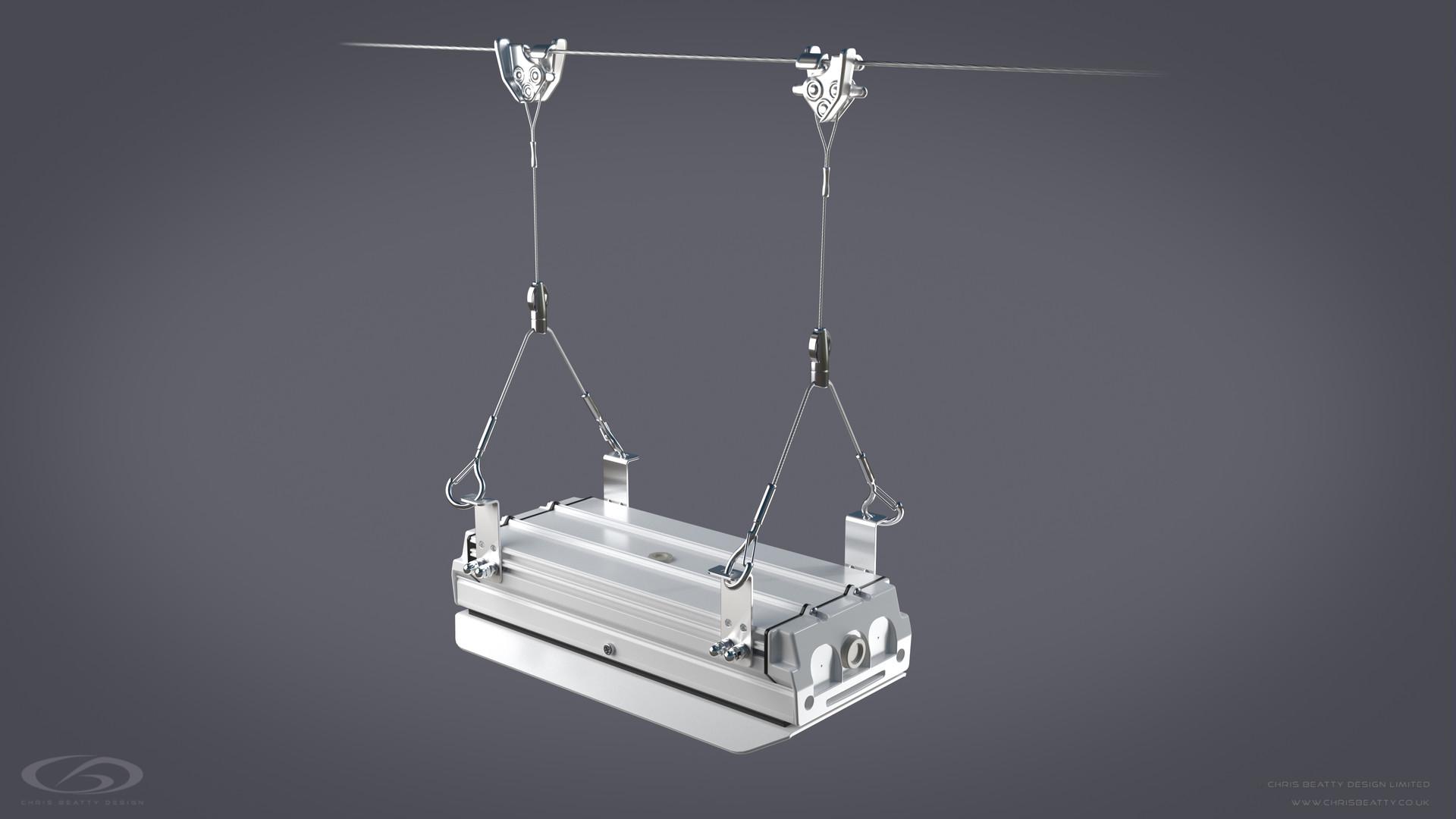 Visualisation Holophane Park Pack