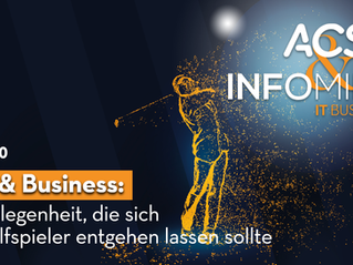IT GOLF BUSINESS CUP 2020