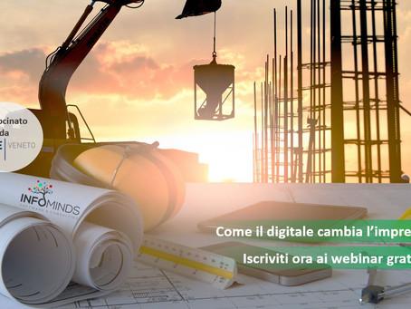 Corsi WEB Edilizia digitale - Patrocinio ANCE