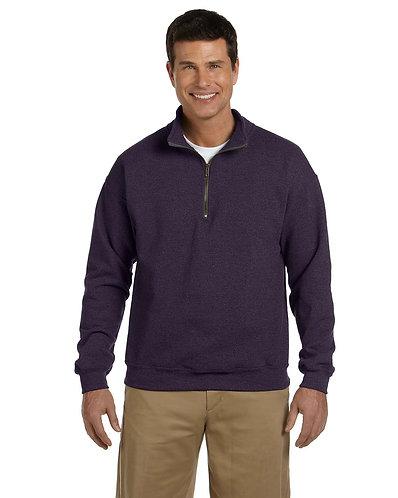 Adult Vintage Cadet Collar Sweatshirt