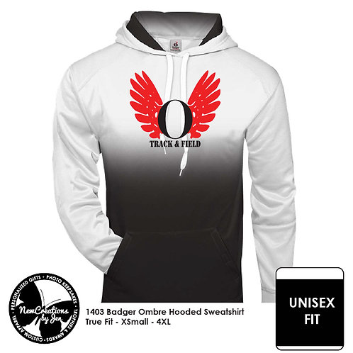 OHSTRACK - 1403 Badger Ombre
