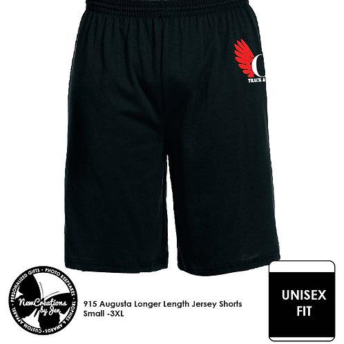 OHSTRACK - 915 Augusta Longer-Length Jersey Short
