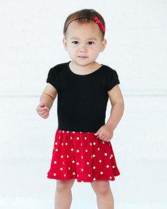 RS5320 Infant Baby Rib Dress 6mos-24mos