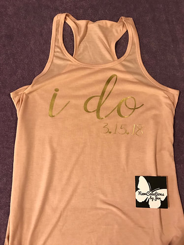 WB8800 Bella + Canvas Ladies' Flowy Racerback Tank